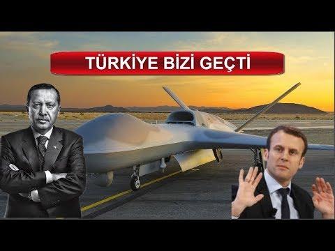 FRANSIZ BASINI : TÜRKİYE BİZİ GEÇTİ ( Türkiyenin Siha Teknolojisi )