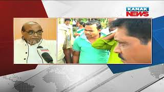 Agri Minister Damodar Rout Slams Farmers