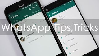 Tech Tips : Basic WhatsApp Tips you can use