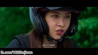 Eng Sub 하지원 Ha Ji Won in 追捕 MANHUNT (MOVIE 2017) [Cut Scene]