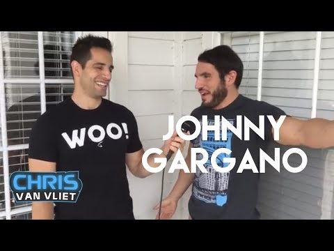 Johnny Gargano on splitting up with Tommaso Ciampa, HHH being a