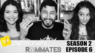 Permanent Roommates S02E06 Reaction w/ Achara & Hope!