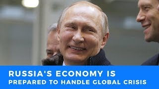 Why Russia will NOT fall victim to emerging markets financial crisis