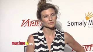 Viva Bianca at AnnaLynne McCord LIFE IS LOVE Event ARRIVALS