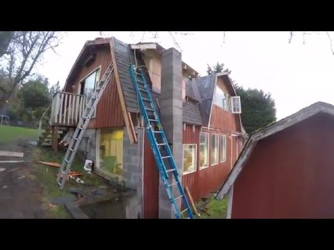 WUW #9 Barn Roof Dormers