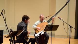 Sinfonia a 2 - Francesco Corbetta