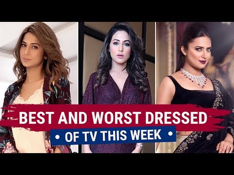 Xxx Mp4 Jennifer Winget Divyanka Tripathi Anita Hassanandani TV S Best And Worst Dressed Of The Week 3gp Sex