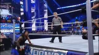 the shield vs kofi kingston and randy orton and sheamus WWE Smackdown - 5/24/2013 full match