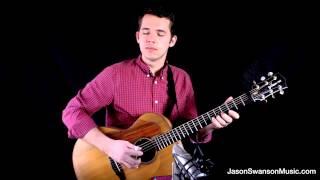 Love Story - Taylor Swift ; Fingerstyle Guitar Arrangement by Jason Swanson