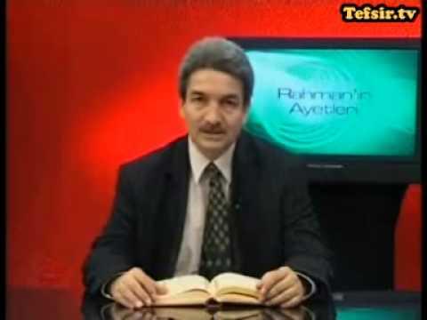 Hac Suresi Kuran Tefsiri 25-33 Ayetler Prof.Dr. Şadi Eren