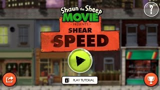 Shaun the Sheep The Movie - Shear Speed IOS Gameplay