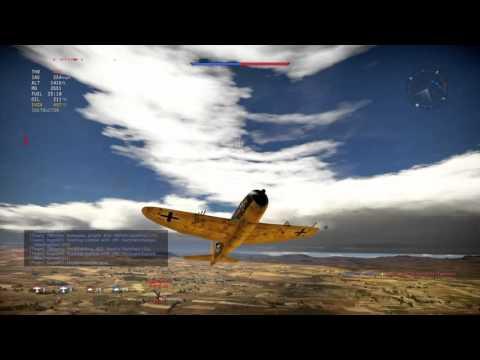 War Thunder - P-47D (PS4) Spark much?