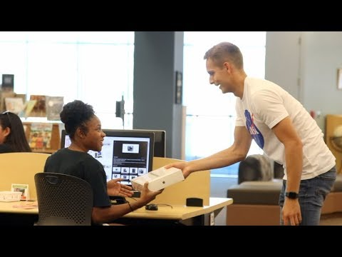 Giving MacBooks to College Students Who Need Them