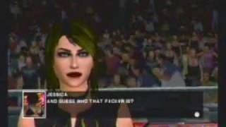 Cyrus Prepares for WWE 12 & Gets Lucky.wmv