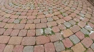 How To Remove Weeds In Between Interlocking Stones
