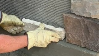 How to Install Veneer Stone