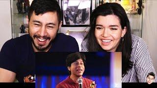 FAN (the movie) teaser reaction review by Jaby & Jenn Cadena!