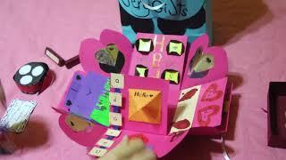 Memory box بوكس هداية للزكريات