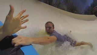9 Accidentes en parques acuáticos IMPACTANTES! | Muertes captadas en cámara