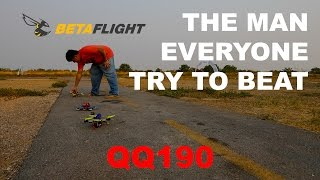 QQ190 - FPV Racing Quad - Beat Yourself First - Thailand
