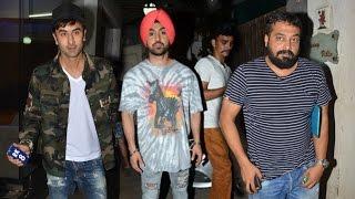 Udta Punjab Movie Special Screening | Ranbir Kapoor, Daljit Dosanjh, Anurag Kashyap