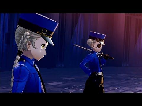 Persona 5: Caroline and Justine Secret Boss Fight