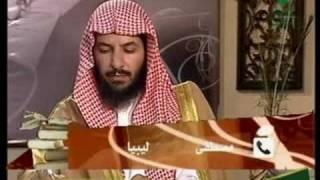 ما حكم إتيان المرأة في دبرها يجيب عليه الشيخ سعد الشثري