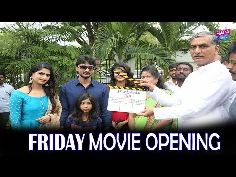 Xxx Mp4 Friday Movie Opening Friday Movie Telugu Movies Tollywood YOYO Cine Talkies 3gp Sex