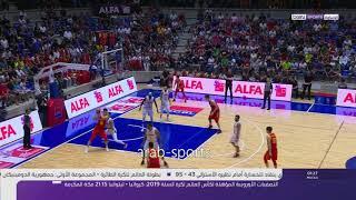 تقرير قناة bein sports عن مباراة لبنان والصين