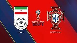 IRAN VS PORTUGAL LIVE