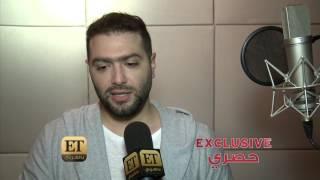 ET بالعربي - كواليس تسجيل أغنية محمد القاق الجديدة