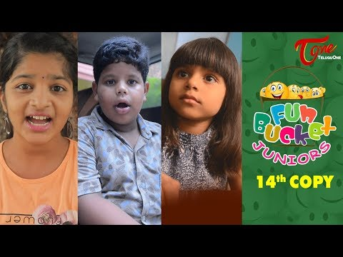 Fun Bucket JUNIORS | Episode 14 | Kids Funny Videos | Comedy Web Series