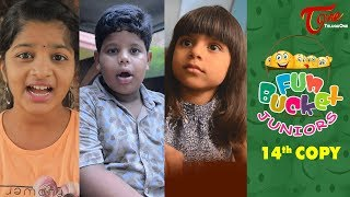 Fun Bucket JUNIORS   Episode 14   Kids Funny Videos   Comedy Web Series
