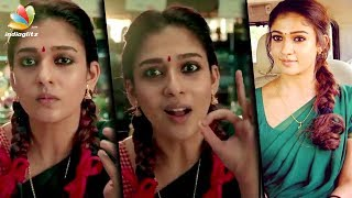 Know why Nayanthara changed to angry Meenakshi  | Latest Tamil Cinema News