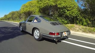 1967 Porsche 911 S Slate Gray by AutoKennel