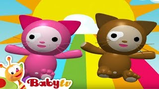 Head and Shoulders - Nursery Rhymes | BabyTV