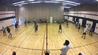 Toronto Desi Sport Club Shooting Volleyball Tournament