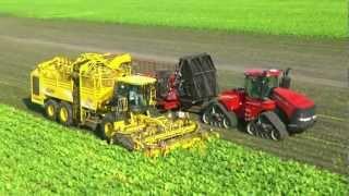 Power Harvesting - ROPA euro-Tiger XL & Quadtrack & Yaggie's Cart