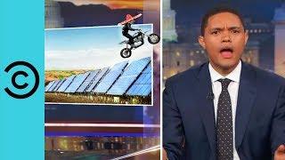 Trump Reveals His Bright Idea - The Daily Show | Comedy Central