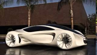 2014 Mercedes Benz Biome Concept