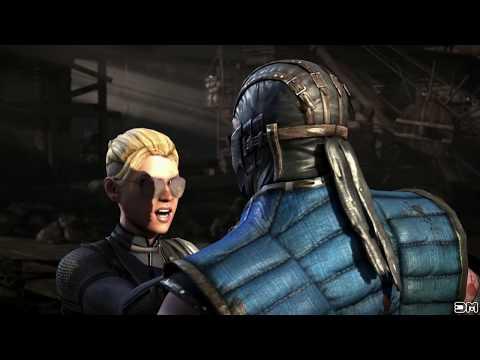 Mortal Kombat X Cassie Cage Performs All Klassic Fatalities
