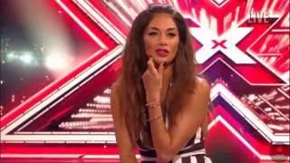 Nicole Scherzinger hot, very sexy, xFactor, imitates britney Awesome