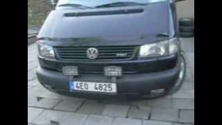 VW T4 CHORCHEVELLA 2,5 TDI  75kw