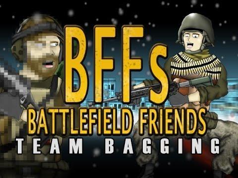 Battlefield Friends Team Bagging S2 Ep7