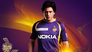 Shah Rukh Khan's message for KKR fans || IPL 2017