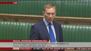 Chris Bryant fights tears during emotional Commons speech on gay pardon laws