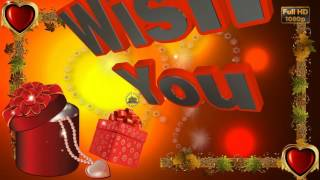 Happy Wedding Wishes, SMS, Greetings, Images, Wallpaper, Whatsapp Video, Animation