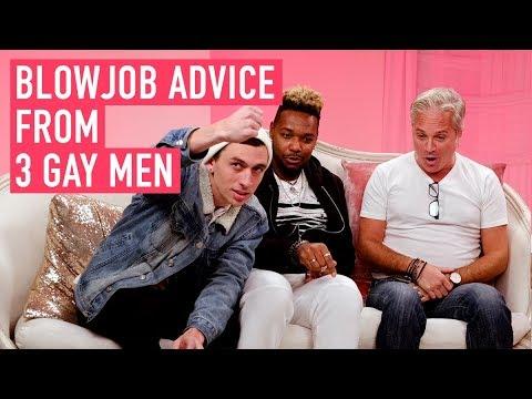 Xxx Mp4 Blow Job Lessons From 3 Gay Men 3gp Sex
