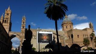 PALERMO Città d'arte millenaria #Sicilia - HD