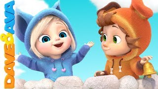 🎉 Baby Songs | Kids Songs &  Nursery Rhymes by Dave and Ava 🎉